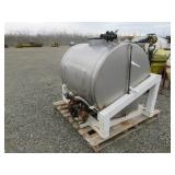 300 Gallon Stainless Steel 3pt Sprayer