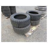 (4) Toyo Mud Tires 35x12.50 R22LT Tires