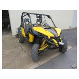 2013 Can-Am Maverick 1000 X Side x Side