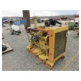 CAT Diesel Motor
