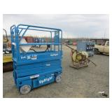 Project Upright Scissor Lift