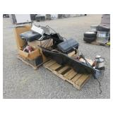 Assorted Car Parts & Much More