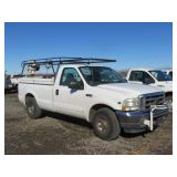 2002 Ford F-250 Super Duty XL Pickup