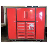 . 12 Drawer Tool Cabinet