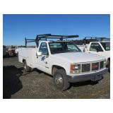1992 GMC Sierra Pickup
