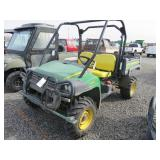 OFF-ROAD John Deere 855D Gator ATV