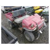 OFF-ROAD Kawasaki Mule 550 ATV