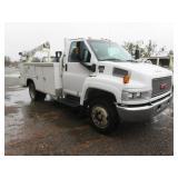 2002 GMC C4500 Service Truck
