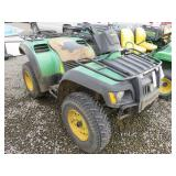 OFF-ROAD John Deere Buck 500 Quad