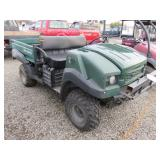 OFF-ROAD Kawasaki Mule 4010 ATV