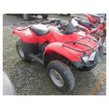 2013 Honda Recon Quad