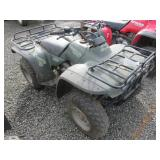 Project 1994 Honda Fourtrax Quad