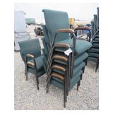 (7) Desk Chairs