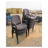 (8) Desk Chairs