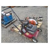 Assorted Landscaping Equipment and More