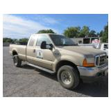 (DMV) 2001 Ford F-350 Super Duty Pickup