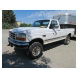 (DMV) 1997 Ford F-350 XL Pickup