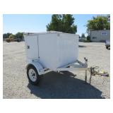 (DMV) . . . Enclosed Trailer