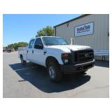 (DMV) 2009 Ford F-250 Super Duty Pickup with Utili