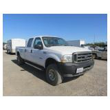 (DMV) 2003 Ford F-350 Super Duty Pickup