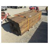 Approximately (16) Railroad Ties