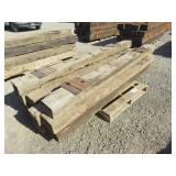 Approximately (10) Railroad Ties