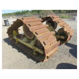 Set of John Deere Harvester Tracks