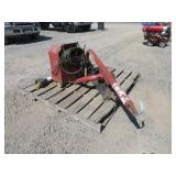 "Lincoln Arc Welder & 10"" Howse Auger"