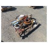 Assorted Tools, Truck Parts & More