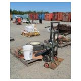 Torch Cart, PTO Shaft & More