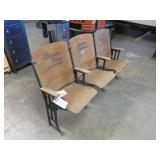 Antique Stadium Seats