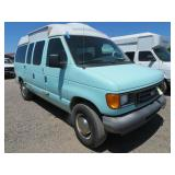 (DMV) 2003 Ford E-Series Cargo E-250 Full-Size