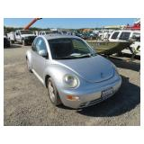 (DMV) 2000 Volkswagon New Beetle GLS 1.8T Hatchbac