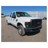 (DMV) 2009 Ford F-250 Super Duty XL Pickup with Se