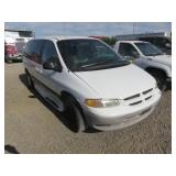 (DMV) 1999 Dodge Grand Caravan SE Mini-Van
