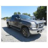 (DMV) 2005 Ford F-250 Super Duty Lariat Powerstrok