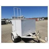 (DMV) 1997 Kustom Signals Inc Enclosed Utility Enc