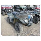 (DMV) 2014 Honda TRX 250 TM Ranch Quad
