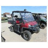 (DMV) 2010 Polaris Ranger XP 3 Seater Side x Side