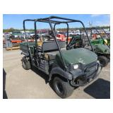 OFF-ROAD Kawasaki Mule 3 Seater SxS