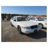 (DMV) 2008 Ford Crown Victoria Commercial Base Fle