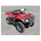 (DMV) 2011 Honda Recon TRX 250TM Quad