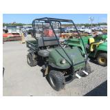 OFF-ROAD Kawasaki Mule 550 2 Seater SxS