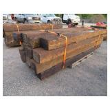 (16) Railroad Ties