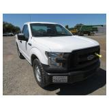 (DMV) 2016 Ford F-150 XL Pickup