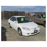 (DMV) 2005 Honda Civic Hybrid Sedan