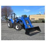 New Holland T4.120 Wheel Tractor