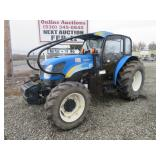 2011 New Holland T4050 Wheel Tractor