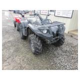 (DMV) 2009 Yamaha Grizzly Quad