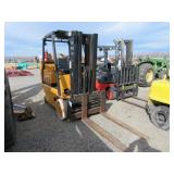 CAT T-80D STR Warehouse Forklift